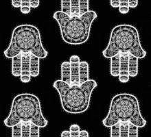 Hamsa Hand Pattern Sticker