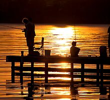 Fishing with the Kids by Richard Keech