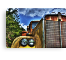 Old KW Canvas Print