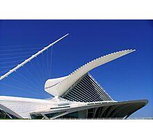 MAM...Milwaukee Art Museum ©  Photographic Print