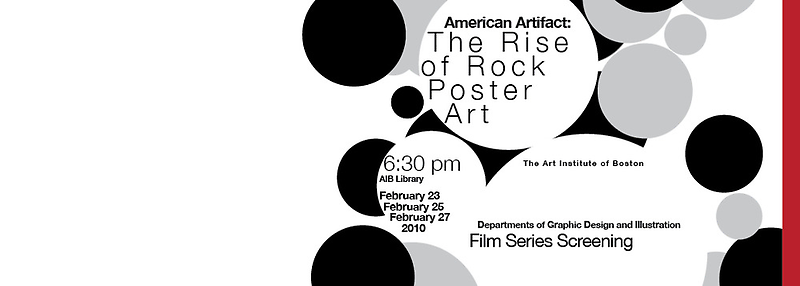 Rock Poster Art Process Book by Michelle Side