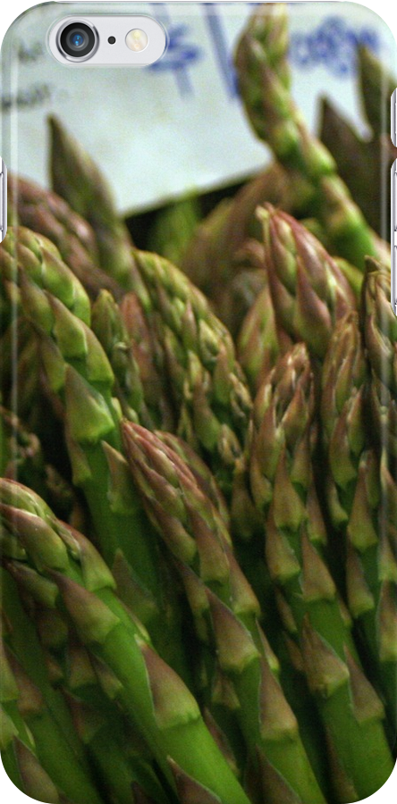 Asparagus by Tessa Manning
