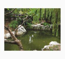 Chinese Garden One Piece - Short Sleeve