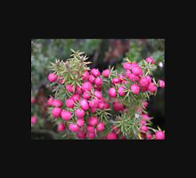 Pink Mountain Berries, Cradle Mountain, Tasmania, Australia. Unisex T-Shirt