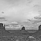 Monument Valley Navajo Tribal Park by gail anderson