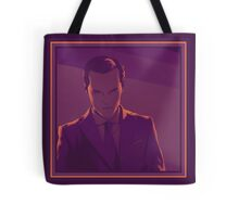 James Moriarty Tote Bag