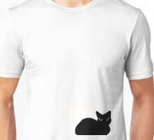 Black Cat (Cross Your Path) Unisex T-Shirt