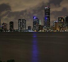 Miami Skyline ~ Cityscape by roadsidestills