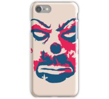 The Joker - bank mask iPhone Case/Skin