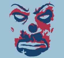 The Joker - bank mask Kids Tee