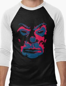 The Joker - bank mask Men's Baseball ¾ T-Shirt