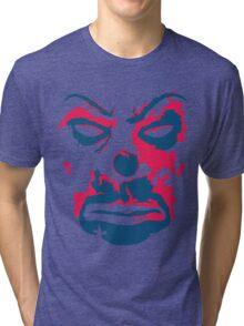 The Joker - bank mask Tri-blend T-Shirt