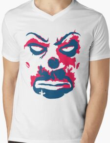 The Joker - bank mask Mens V-Neck T-Shirt