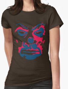The Joker - bank mask Womens Fitted T-Shirt