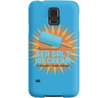 Sea Salt Ice Cream Samsung Galaxy Case/Skin