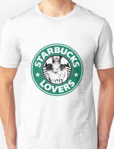 Starbucks Lovers Blank Space Taylor Swift T-Shirt