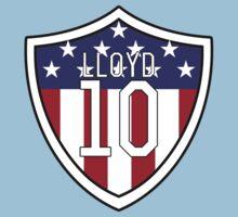 Carli Lloyd #10   USWNT Kids Clothes