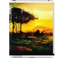 Shadowed Scenes... iPad Case/Skin