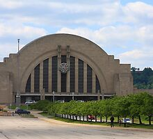Cincinati Museum Center - Union Terminal by Tony Wilder