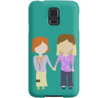 You're My Always - Willow & Tara Stylized Print Samsung Galaxy Case/Skin