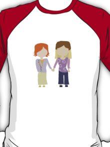 You're My Always - Willow & Tara Stylized Print T-Shirt