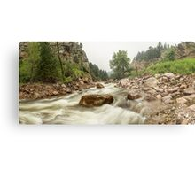 Fisherman's Panorama Colorado Canyon View Metal Print