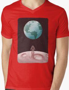 Long Way Home Mens V-Neck T-Shirt