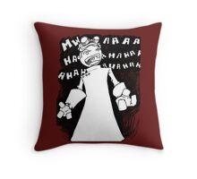 Doctor Horrible - Non Transparent Evil Laugh Throw Pillow
