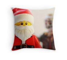 Are brains on your Christmas list? Throw Pillow