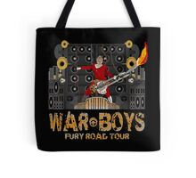 The Coma-Doof Warrior Rides Again! Tote Bag