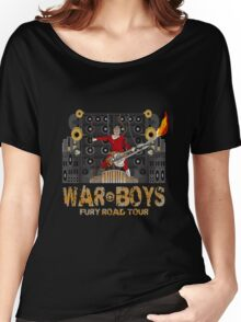 The Coma-Doof Warrior Rides Again! Women's Relaxed Fit T-Shirt