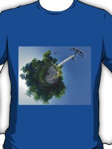 Earth Sculptures at Floriade 2012 T-Shirt