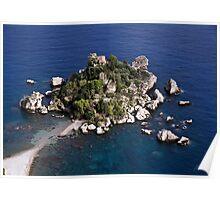 Isola Bella Poster