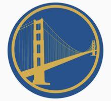 SF Golden State Warriors Alternate Logo by soccerjoe
