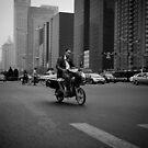 Beijing B&W V by trbrg