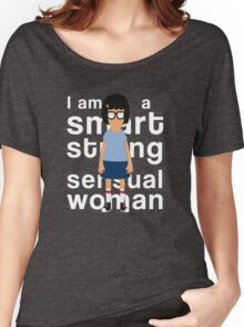 A Smart, Strong, Sensual Woman Women's Relaxed Fit T-Shirt