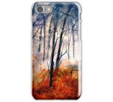 Early Snow... iPhone Case/Skin