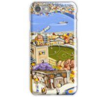 Riverside weekend iPhone Case/Skin