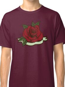 Tattoo Rose Classic T-Shirt