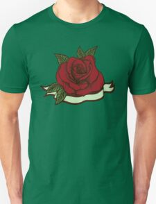 Tattoo Rose T-Shirt