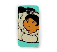 Winter kid Samsung Galaxy Case/Skin