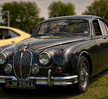 Mark 2 Jaguar by David J Knight