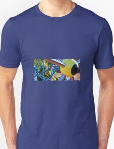 YELLOW EYEBALL Unisex T-Shirt