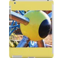 YELLOW EYEBALL iPad Case/Skin