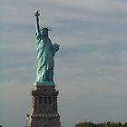 Lady Liberty by kmeghan
