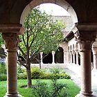 Cloister Garden by kmeghan