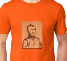 General Grant  pencil sketch Unisex T-Shirt