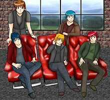 The boys by Laura Yates