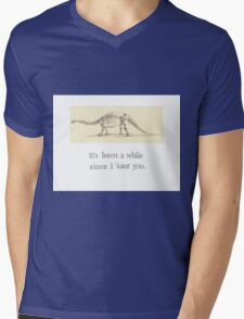 Since I Saur You Mens V-Neck T-Shirt