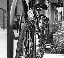 Bike rack by shilohrachelle